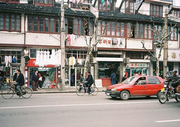 これがわずか19年前の風景とは! 懐かしき上海メモワール1996 ...