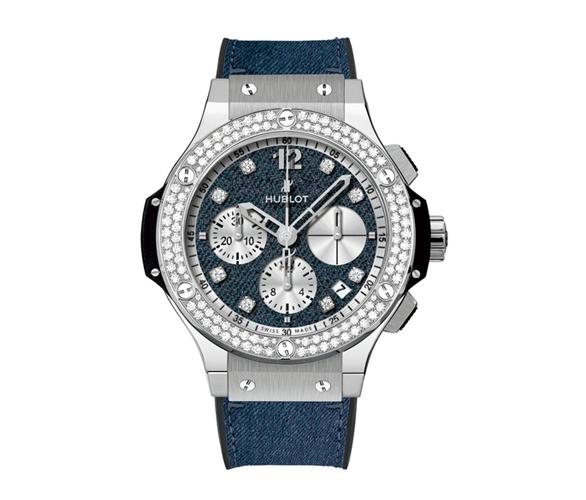 low priced 997ca 46708 デニムとダイヤモンドの組み合わせがなんとも粋なウブロの最新モデル