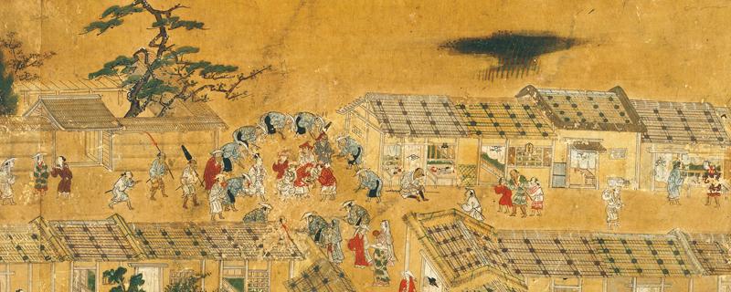(2ページ目)洛中洛外図と障壁画で体感「京都でも見ることの ...
