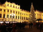 冬のオーストリア クリスマスをめぐる浪漫旅行