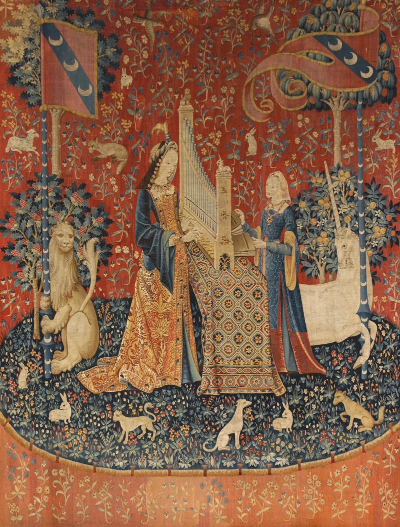 豪奢なタピスリー 貴婦人と一角獣 に秘められた謎とは 橋本麻里の この美術展を見逃すな