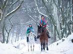 静寂に包まれる野へ山へ 「星野リゾート」の大人の冬遊び