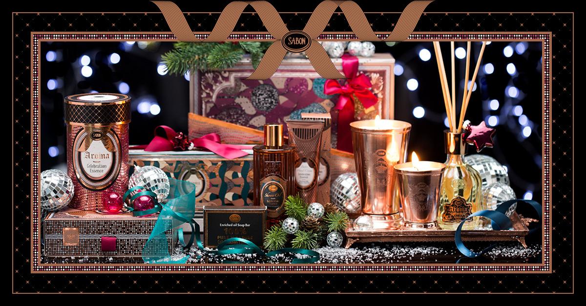 今年のクリスマスはドラマティックな香りで!「SABON」の20周年記念クリスマスコフレ登場