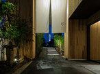 スモールラグジュアリーな「ホテル カンラ 京都」へ