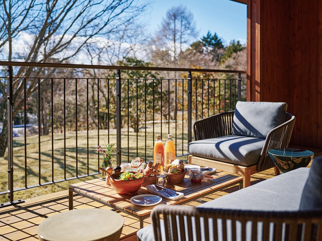 自然豊かな美食宿でリトリート 大地の恵みを堪能できるお宿2軒