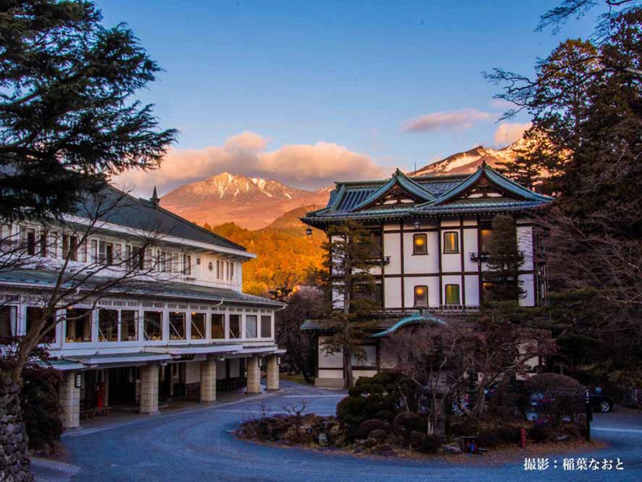 建築家で選ぶホテルの楽しみ方①日光金谷ホテルと万平ホテル