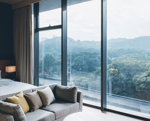... open its first experimental hotel in Shenzhen, China later this month,  comprising 79 guestrooms fully furnished in MUJI products — from beds and  linens ...