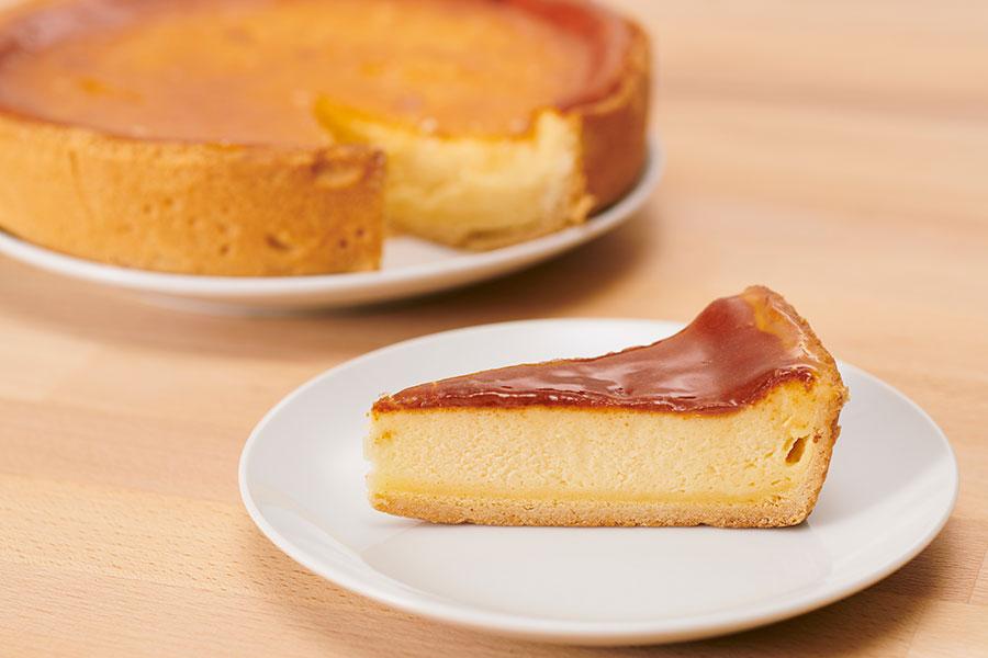 お取り寄せ(楽天) 鳥羽国際ホテル チーズケーキ プレーン 7号  ベイクドチーズケーキ 価格3,996円 (税込)