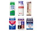 47都道府県 ローカル牛乳リスト