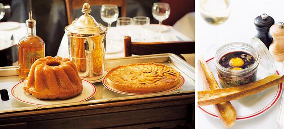 女性シェフが代々引き継いできた温もりある料理がうれしいパリのビストロ