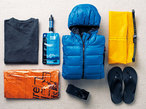 旅上手な人の旅の道具