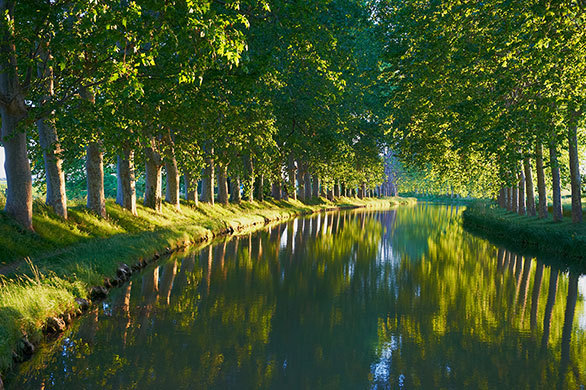 大西洋と地中海を結ぶ夢の運河が フランスの産業革命を成功へと導いた ...