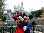 カリフォルニア ディズニーランド 60周年を迎えた夢と魔法の国