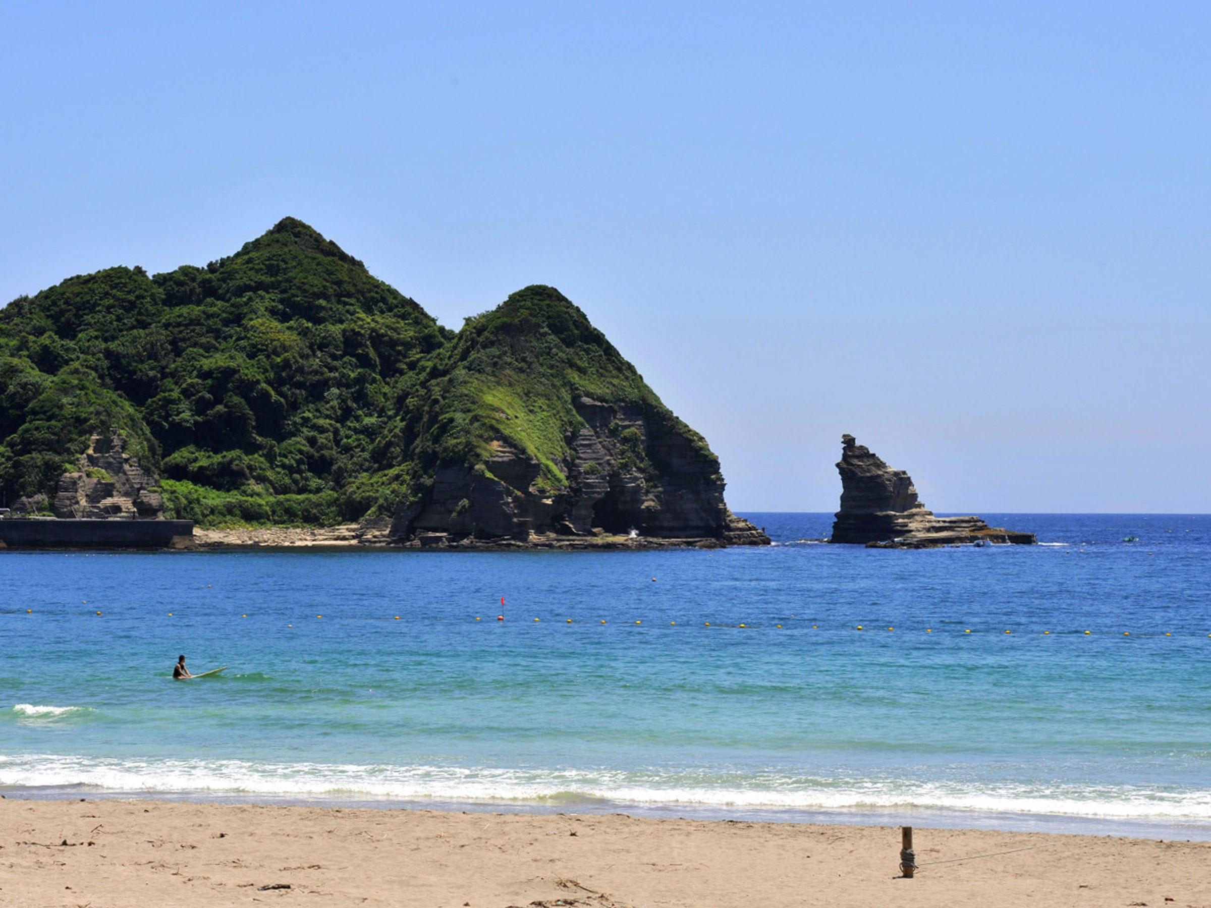 【千葉県】夏の絶景・風物詩5選 関東の沖縄と呼ばれる澄んだ海の景観