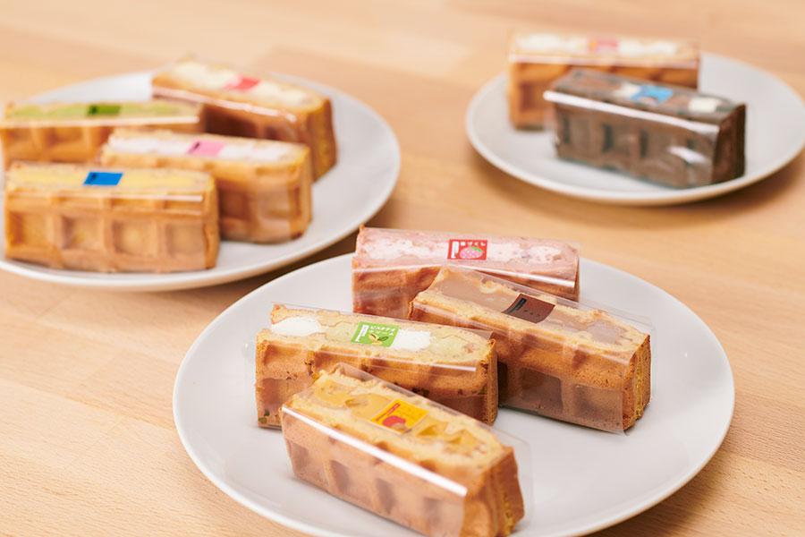 お取り寄せ(楽天) R.L (エール・エル) ワッフルケーキ10個入り 価格2,091円 (税込)