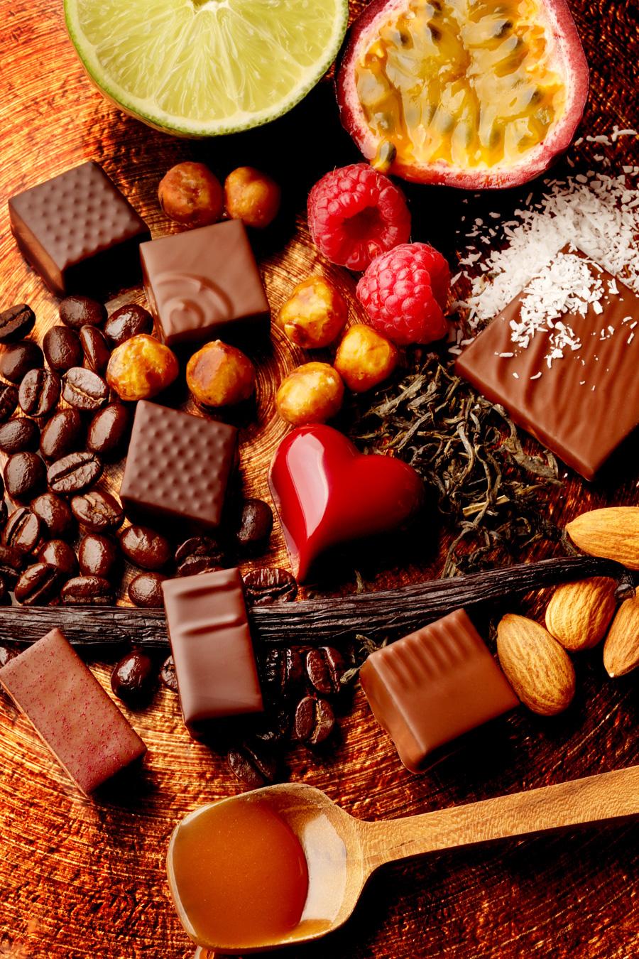 お取り寄せ(楽天) 世界最優秀味覚賞シェフ チョコレート レスポワール 8粒入り あす楽対応 価格2,970円 (税込)