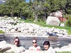 コロラド州で温泉三昧