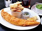 ロンドンで食べよう! 究極のフィッシュ&チップス
