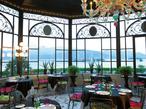 イタリア湖水地方のリュクスなホテルへ